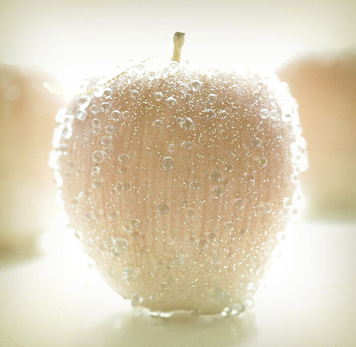 frosted apple